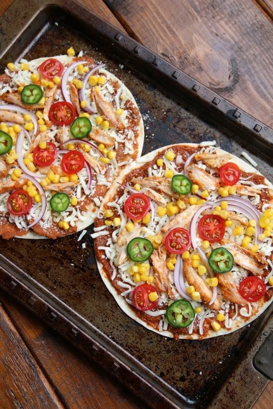 如何做玉米比萨