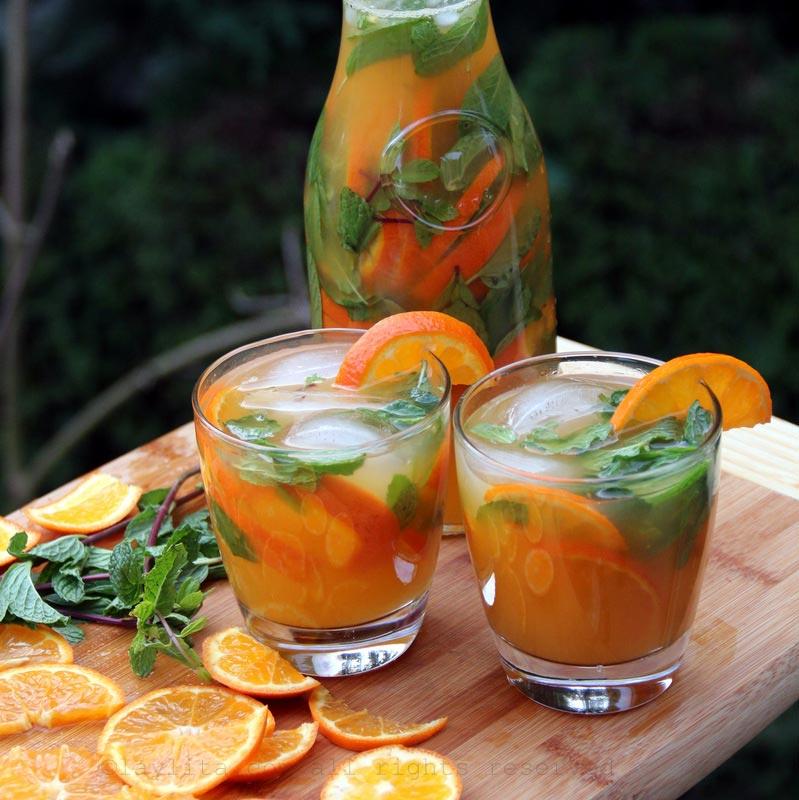 橘子莫希托