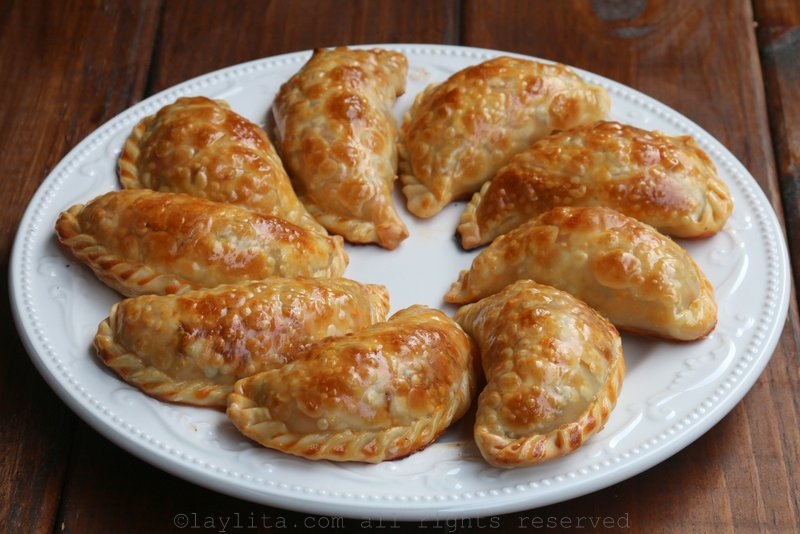 海蟹虾与昂杜耶香肠小馅饼