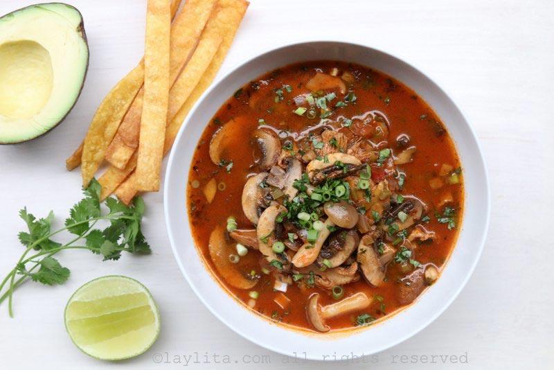 蔬菜玉米汤